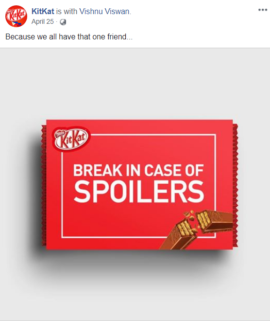 KitKat - 20 Sassy Philippine Brands You Should Be Following On Social Media