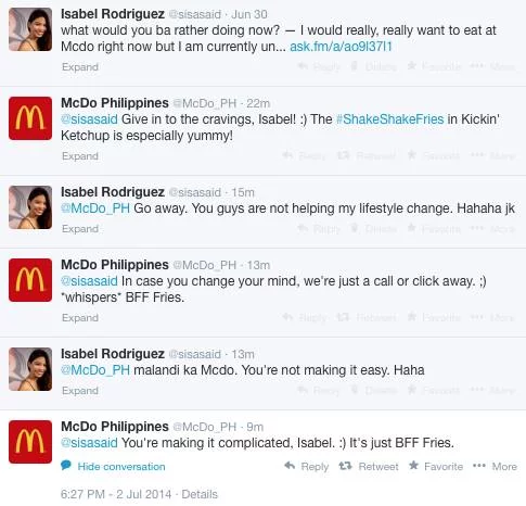 McDonalds - 20 Sassy Philippine Brands You Should Be Following On Social Media
