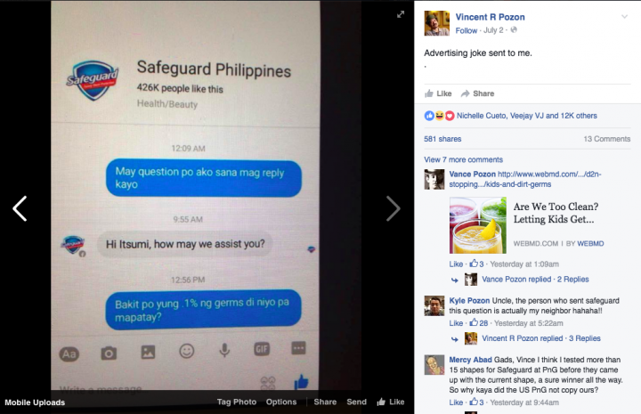 Safeguard - 20 Sassy Philippine Brands You Should Be Following On Social Media